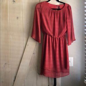 Walter Baker Red Dress XS